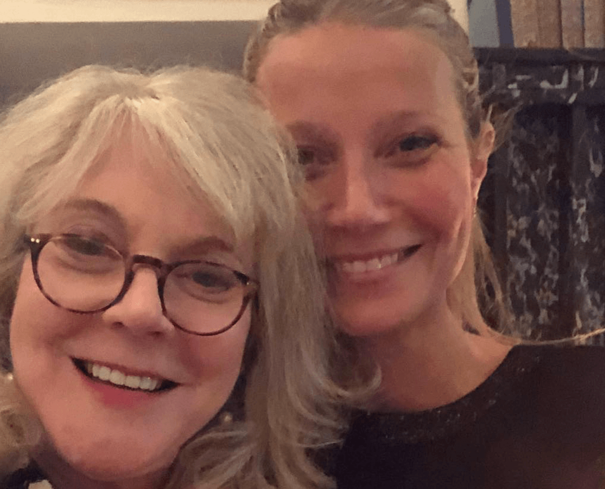 Gwyneth x Blythe: On Mothers and Daughters