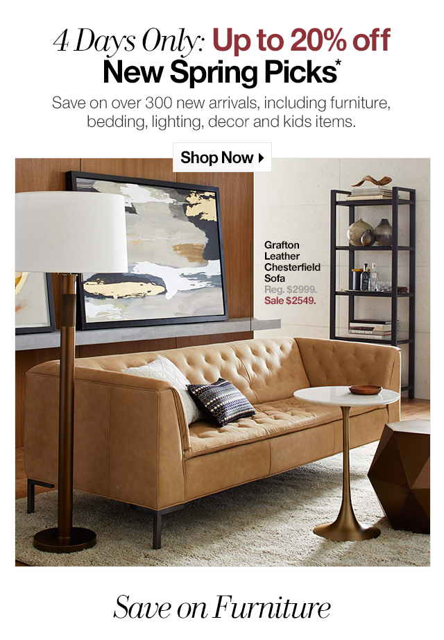 Awesome Crate And Barrel Flash Sale Up To 20 Off 300 New Beutiful Home Inspiration Xortanetmahrainfo