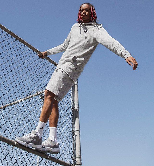 "buy online 46019 6d777 Nike: Air Jordan XI Low ""Cool Grey"" | Milled"