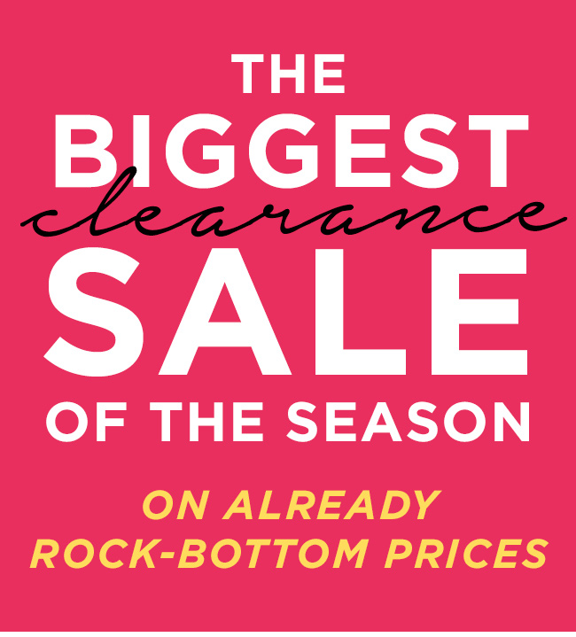 Discount Dance Supply Biggest Clearance Sale Of The Season Milled