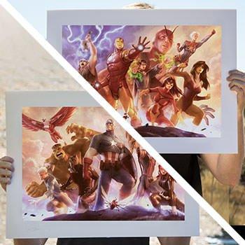 Avengers Prints