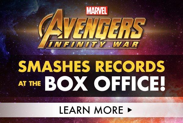 Avengers Breaks Records