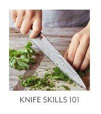 Class - Knife Skills 101