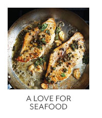 Class - A Love for Seafood
