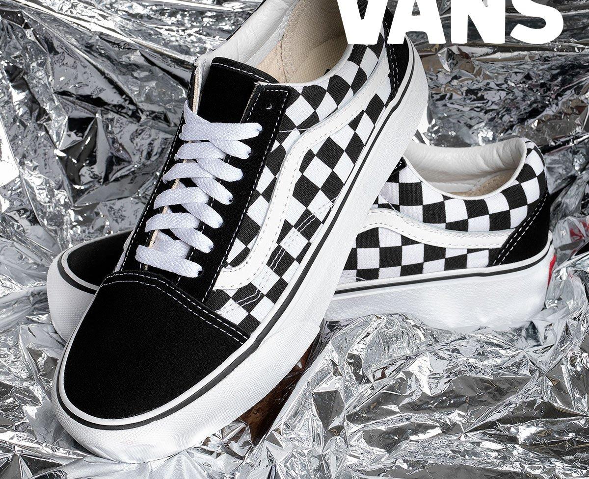 Shop Vans Footwear