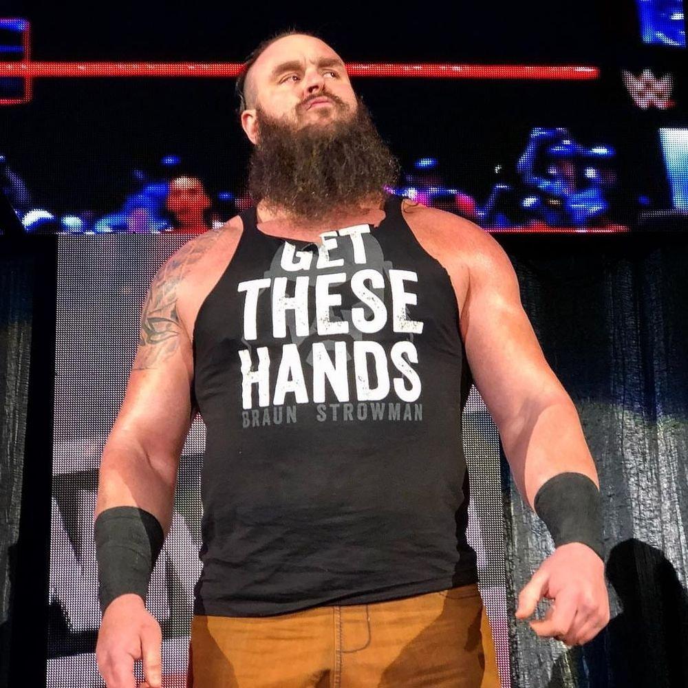 Braun Strowman T-Shirt