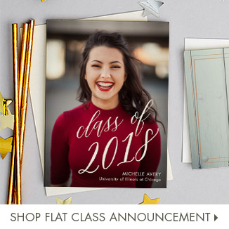 Shop Flat Class Announcement