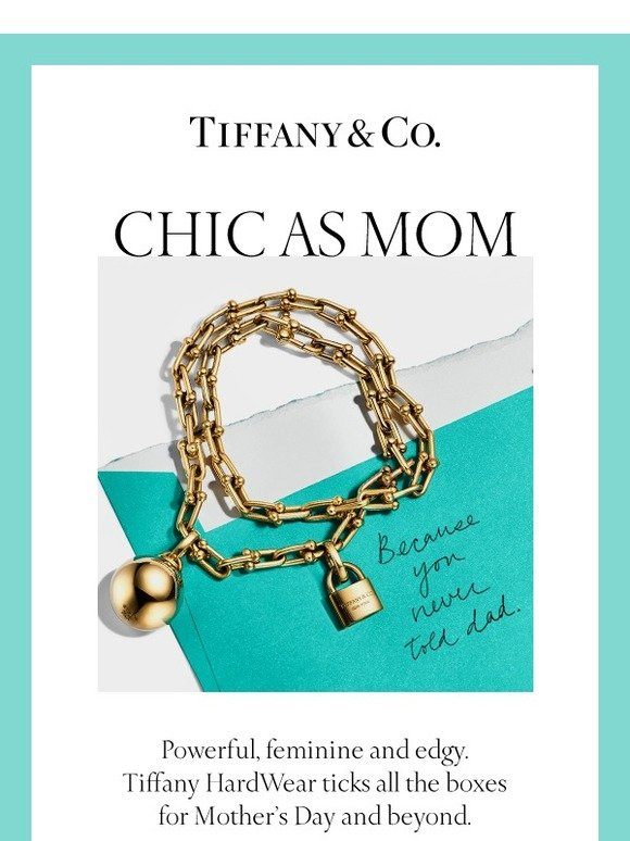0f9336aaa Tiffany: Elegant, Edgy Mother's Day Gifts | Milled