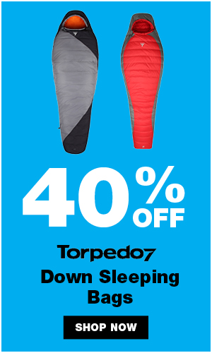 Torpedo7 Down Sleeping Bags
