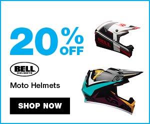 Bell Moto Helmets