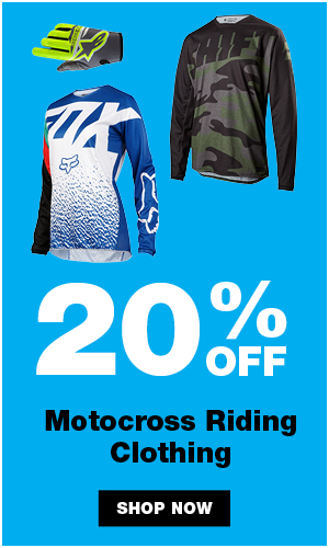 Motocross Riding Clothing