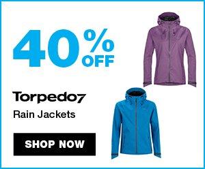 Torpedo7 Rain Jackets