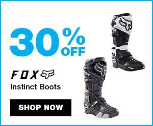 Fox Instinct Boots