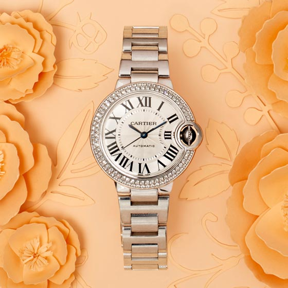 SHOP TIMEPIECES FOR HER