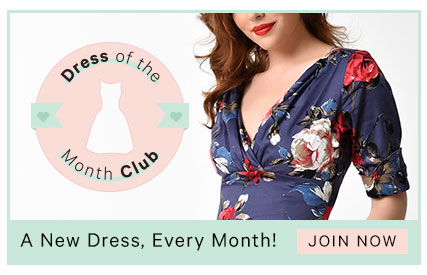 Join the Dress of the Month Club