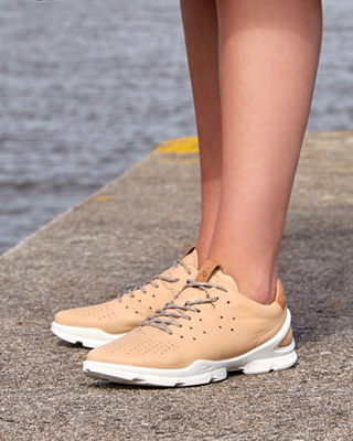 ECCO USA SHOES: ECCO BIOM Street delivers natural motion