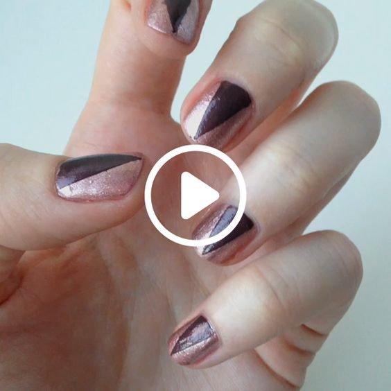 fierce fall nails