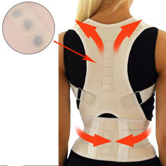 10 Magnets Posture Corrector Hunchbacked Lumbar Back Support
