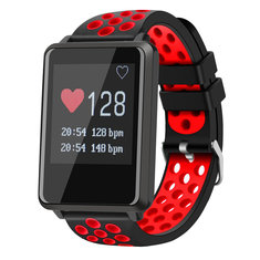 KALOAD Z009 HR Blood Pressure Oxygen Waterproof Smart Bracelet