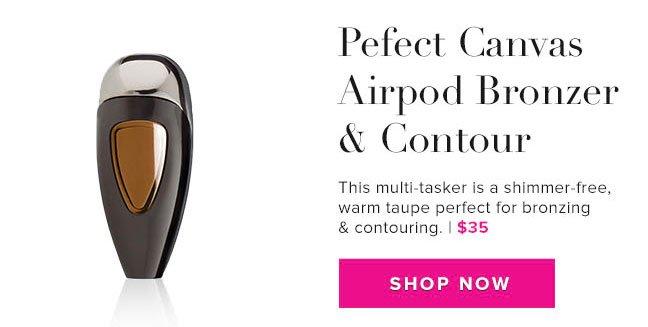 Perfect Canvas Airpod Bronzer & Contour
