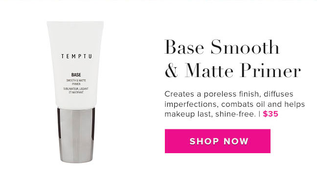 Base Smooth & Matte Primer