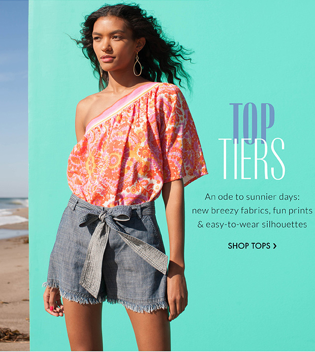 Shop New Tops