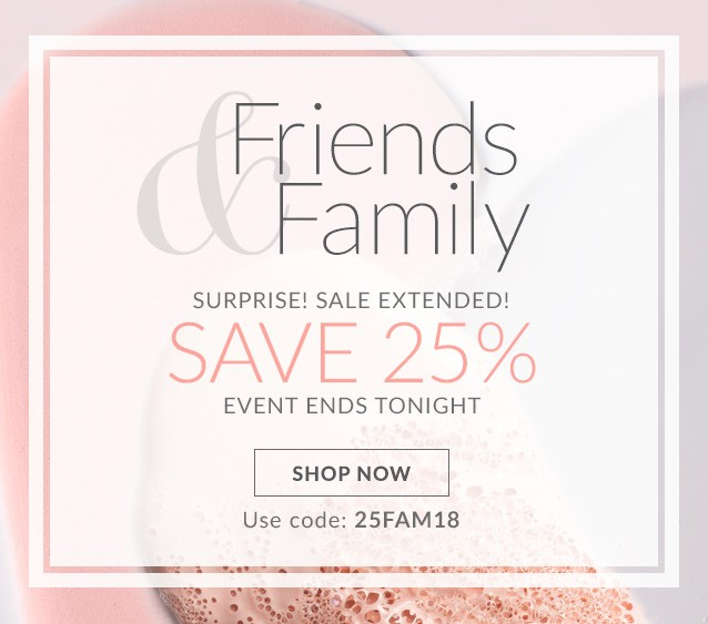 Friends & Family ending soon! UltimateKate Members SAVE 25%. Use code 25FAM18. SHOP NOW>