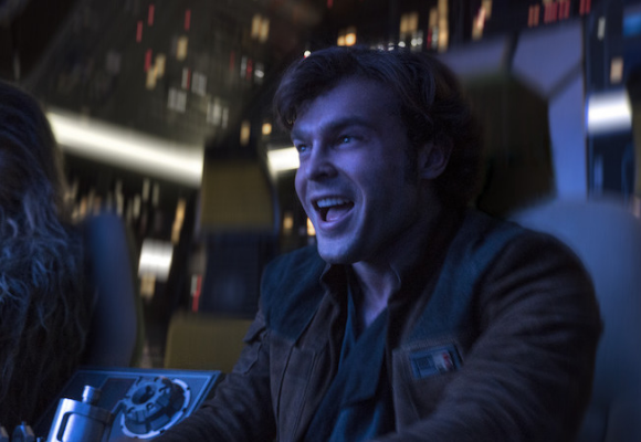 Take a Look at This Brand-New Solo: A Star Wars Story Featurette