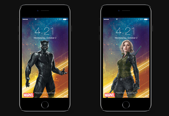 We Love These Avengers: Infinity War Phone Wallpapers