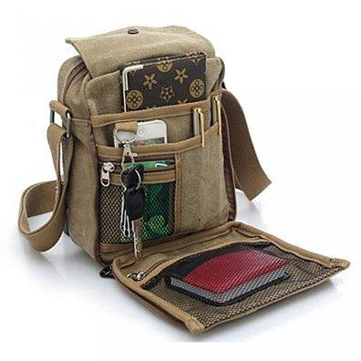 Multifunctional Canvas Traveling Bag