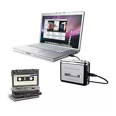 SuperUSB Audio Cassette-to-MP3 Converter