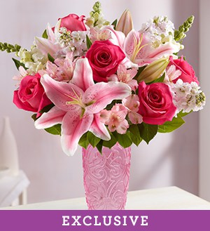 Mother's Embrace(TM)  Same-Day Local Florist Delivery SHOP NOW