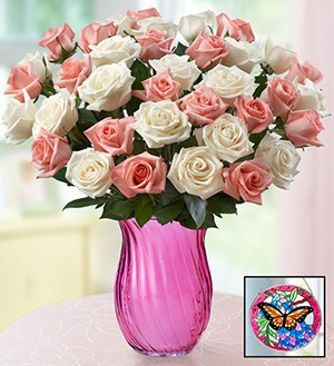 Lovely Mom Roses SHOP NOW