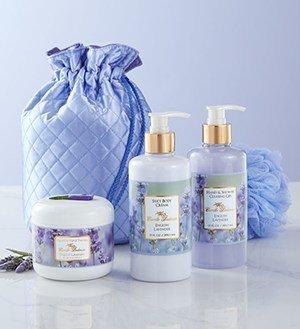Camille Beckman Lavender Gift Set SHOP NOW