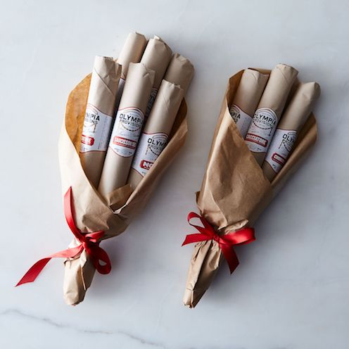 Olympia Provisions Salami Bouquet