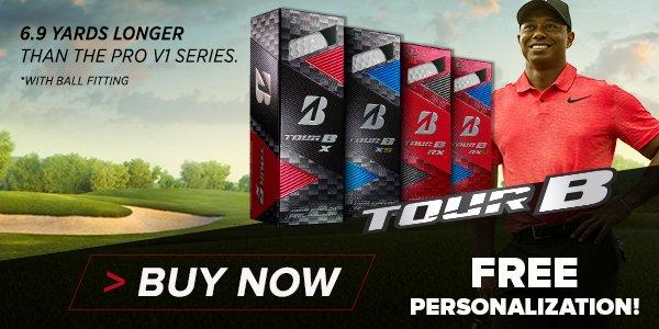 Bridgestone Tour B Golf Balls! Buy 2 For $70!