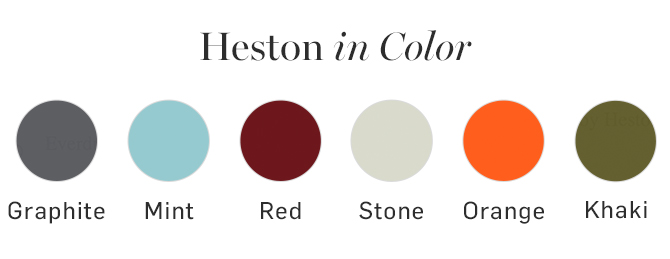 Heston in Color