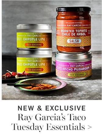 NEW & EXCLUSIVE - Ray Garcias Taco Tuesday Essentials