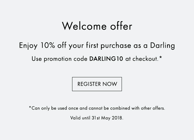 Enjoy 10% off your first purchase