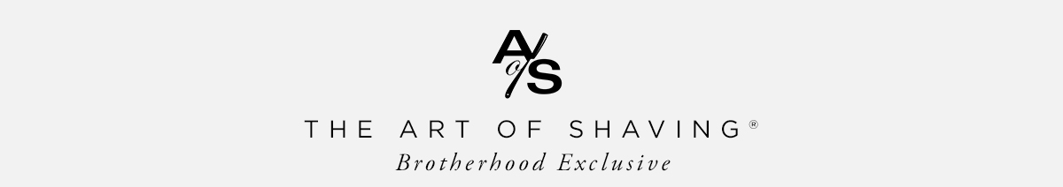 The Art Of Shaving - Brotherhood Exclusive