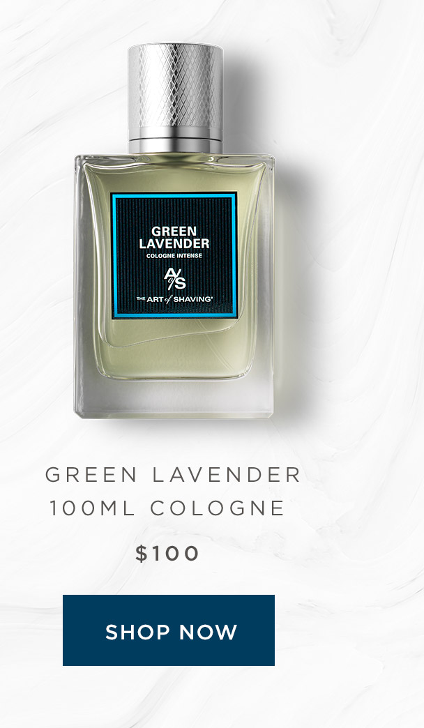 Green Lavender 100ml Cologne - Shop Now