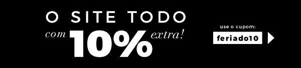 Site todo com 10% EXTRA!