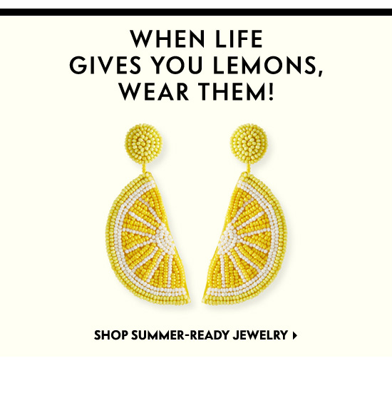 Summer-Ready Jewelry