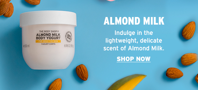 Almond Milk Body Yogurt - Shop Now