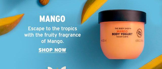 Mango Body Yogurt - Shop Now