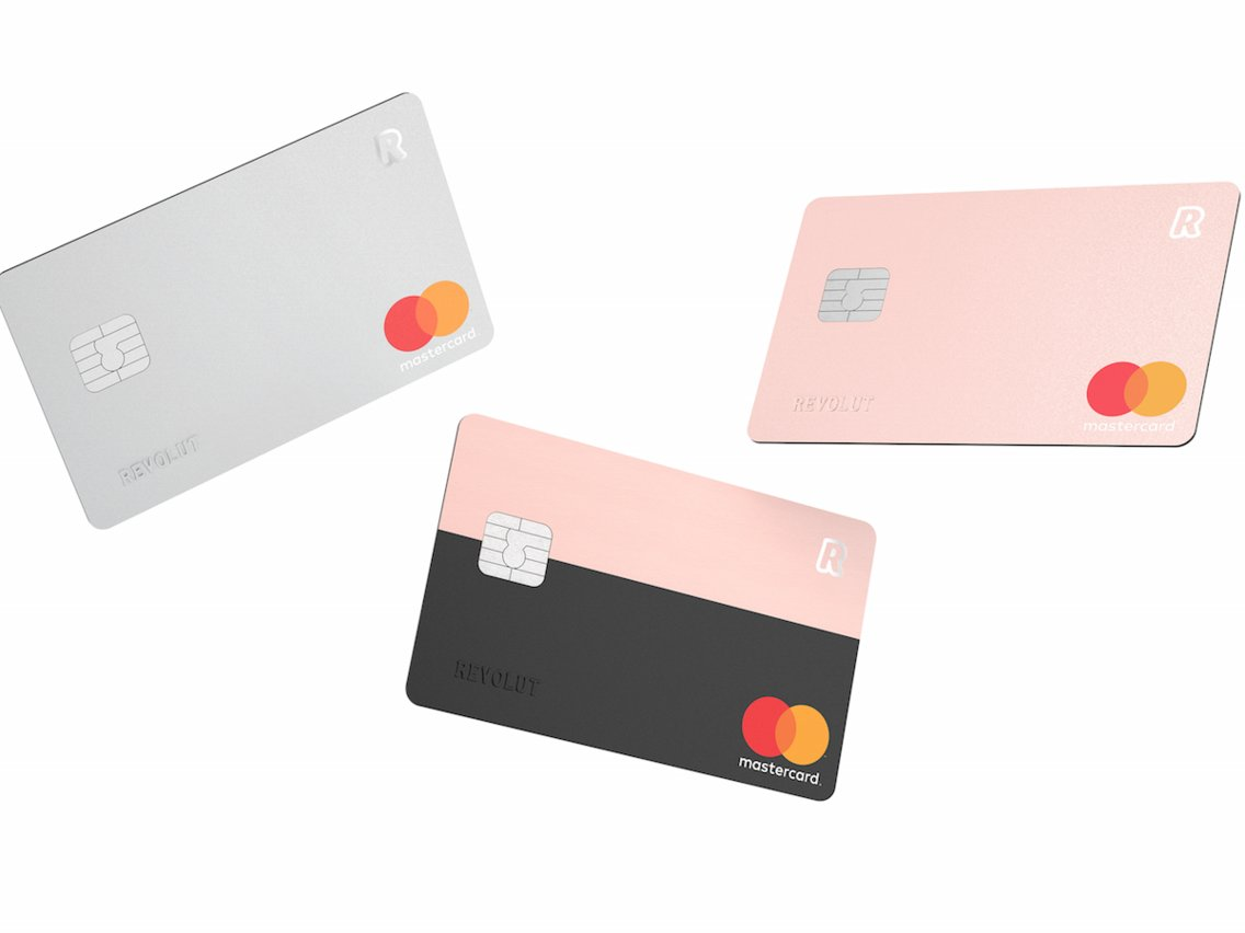 Revolut is planning a metal 'Platinum' card that will give people 1% cash back in cryptocurrencies