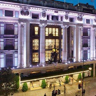 selfridges london store