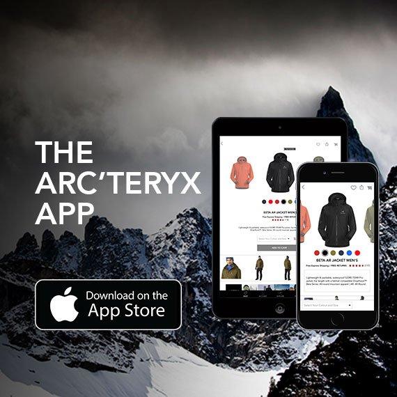 THE ARCTERYX APP