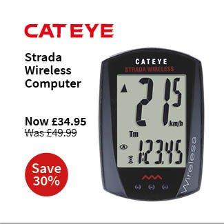 Cateye Strada Wireless Computer