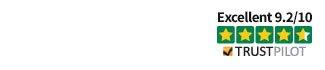 TrustPilot: Rated 5 stars